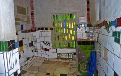 Toliette von Friedensreich Hundertwasser