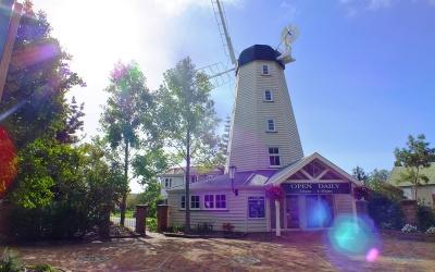 Ehemalige Windmühle