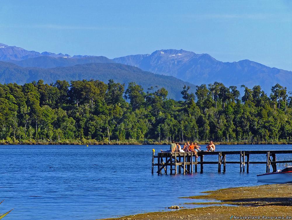 Neuseeland Detail: Tipps Zu Reiseliteratur & Reiseführern