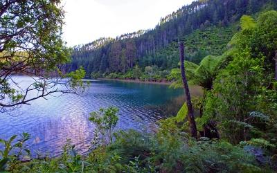 Blue Lake / Green Lake