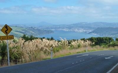 Neuseeland-Panorama