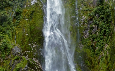 Wasserfall / Waterfall