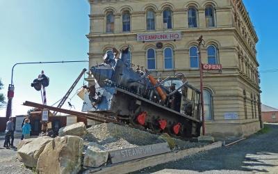 Eisenbahninstallation