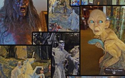 Weta Cave im Stadtteil Miramar, Wellington, Weta Studios, Herr der Ringe & Der Hobbit