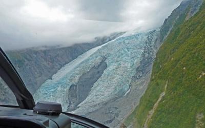 Fox & Franz Josef Gletscher